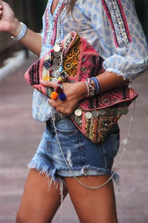 the friday fashion files the bohemian clutch the style