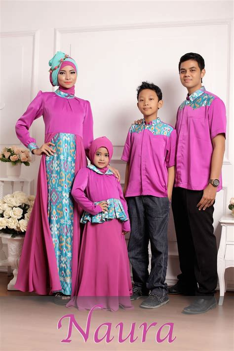 Dress Anak 20 48 hurrem ungu gt gt sarinbit keluarga edisi lebaran 2015