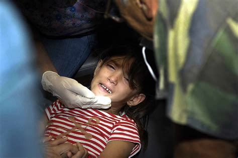how to comfort a girl when she is crying file us navy 090622 f 7923s 039 an el salvadorian girl is