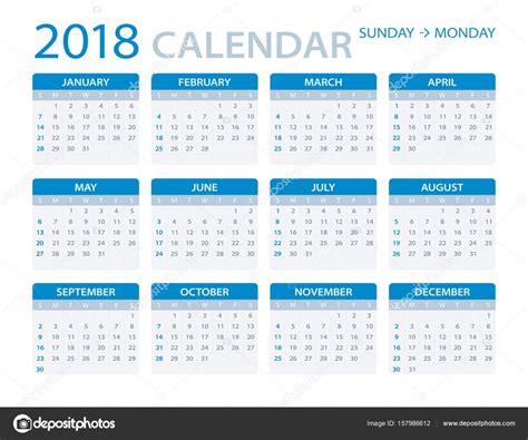 fashion illustration calendar 2018 2018 calendar illustration stock vector 169 dikobrazik 157986612