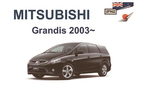mitsubishi grandis 2014 all new grandis 2014 html autos post