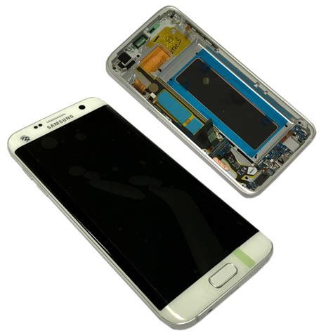 Lcdtouchscreen Samsung S7 Edgeoriginal Samsung Indonesia samsung galaxy s7 edge g935f lcd display e touch original branco repara 231 227 o mobile