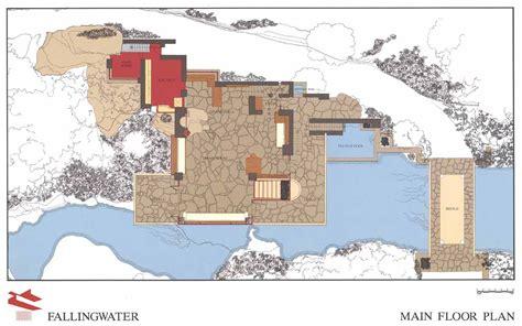 falling water floor plan pdf archidiap 187 fallingwater house