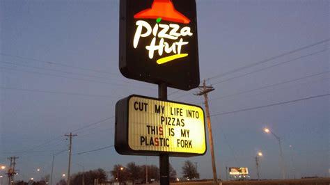 pizza hut   cut  life  pizza  cut