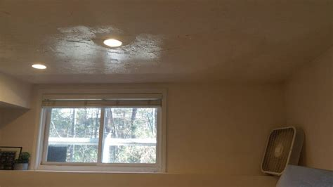 painting repairing water stained ceilings in hudson ma
