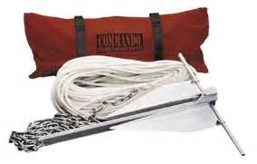 boat anchor storage bag commando small craft anchoring system fortress c5a