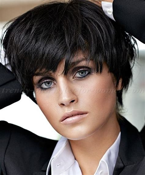 ruffled pixie hair cut 1000 images about women in menswear on pinterest
