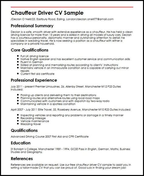 Curriculum Vitae Writers Websites Uk by Cv Exles Uk And Bad