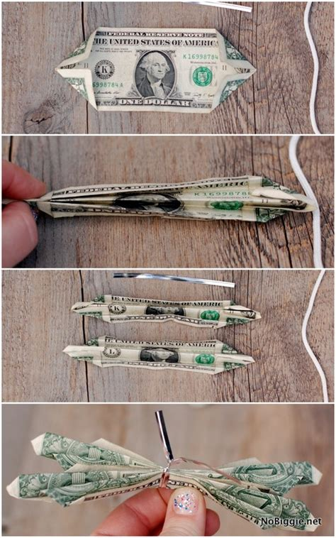 How Do You Make A Butterfly Out Of Paper - how to make a butterfly money