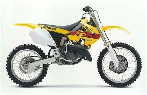 2000 Suzuki Rm125 Suzuki Rm125 2000 Specs