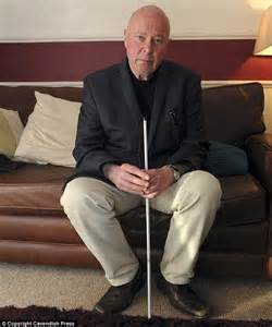 Stick Used By Blind People Police Officer Who Tasered A Blind Man Because He Thought