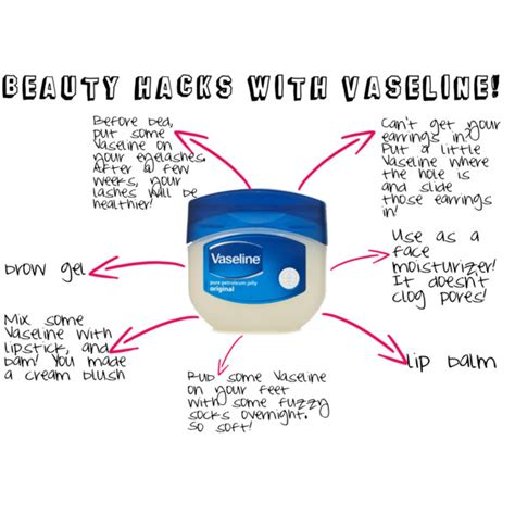 7 Buys That Will Change Your Skin Forever by 7 Vaseline Hacks That Will Change Your Forever