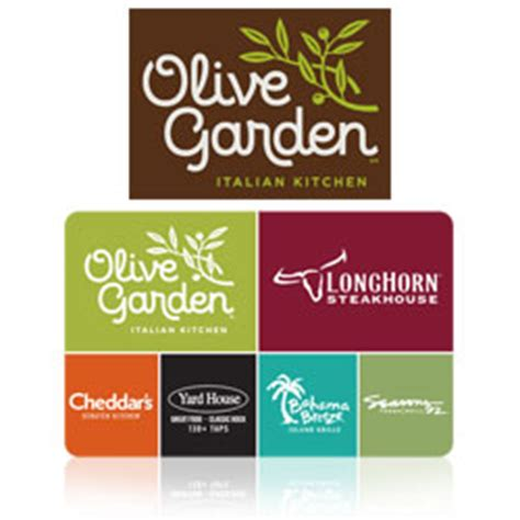 Where Can Olive Garden Gift Cards Be Used - 50 gift card to olive garden red lobster longhorn steakhouse bahama male models picture