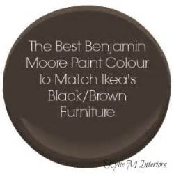 top 10 ikea kallax ideas and paint colours that match ikea products black brown and white