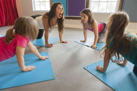little yoga house playdate at the little yoga house
