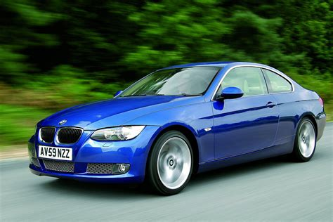 bmw coupe 3 series seasoned performer bmw 3 series coupe 2006 2010