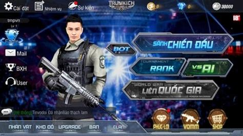 tai game ban sung tạo t 224 i khoản truy k 237 ch mobile game bắn s 250 ng mobile tr 234 n