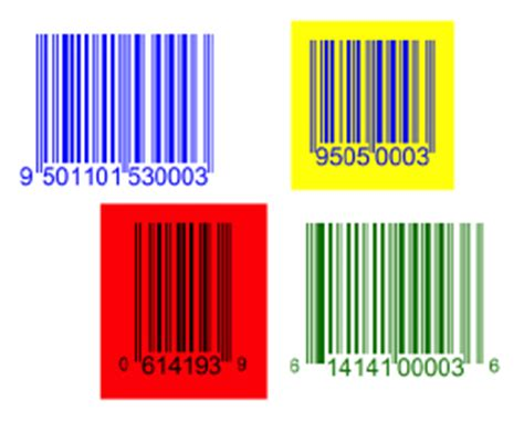 Red Green Color Combination Ten Steps To Gs1 Barcode Implementation Gs1