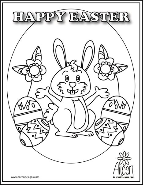 happy easter coloring pages coloring pages happy easter