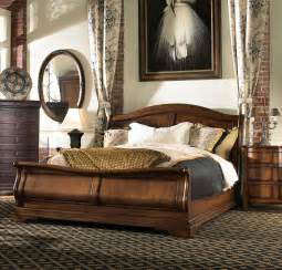 King Sleigh Bed California King Sleigh Bed By Furniture Design Wolf And Gardiner Wolf Furniture