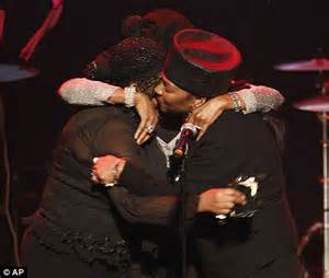 Boney m s singers reunite to pay tribute to bobby farrell at musical