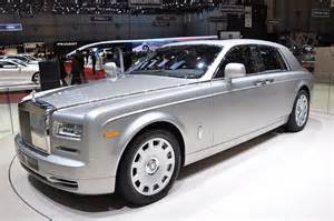 2012 Rolls Royce 2012 Rolls Royce Phantom Series Ii Geneva 2012 Photo