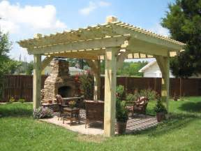 Pergola With Deck by Pictures Purgalas On A Deck 18x18 Pergola Pressure