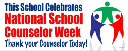 school counselor day national food service appreciation week just b cause