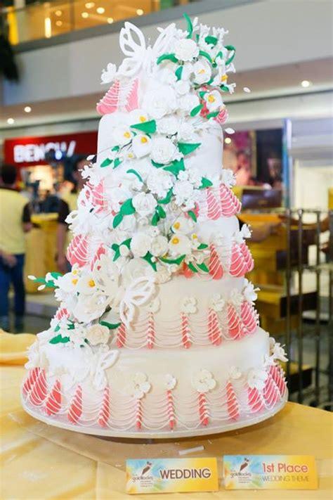 Wedding Cake Goldilocks by Goldilocks La Union Wedding Cake Shops La Union