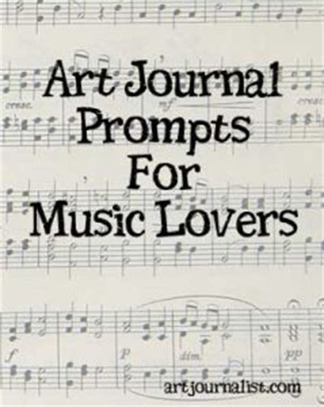 art journal layout music read watch listen june 2015