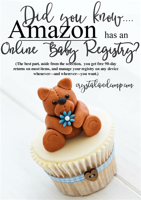 Best Place To Register For Baby Shower the best place for a baby shower registry crystalandcomp