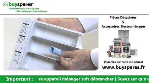 Nettoyer Machine à Laver Encrassée by Comment Enlever Et Nettoyer Le Distributeur De Lessive D