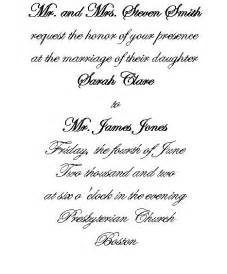 what do you write in a wedding card wedding invitations writing