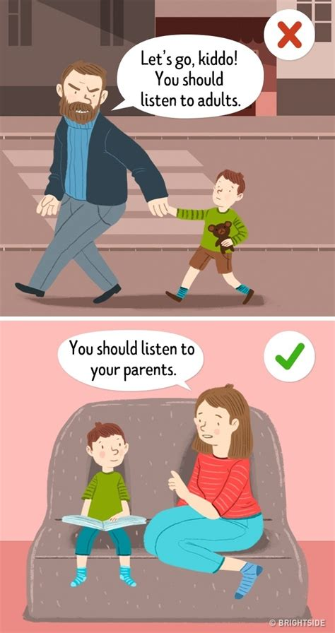 7 A Should by 7 Things You Should Never Say To Your Child