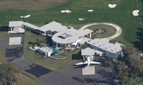 travolta s house is a functional airport with 2