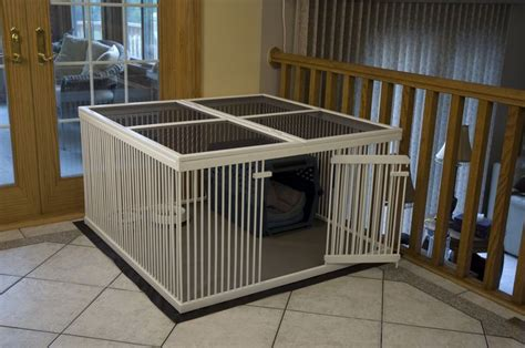 chew proof dog house dog day pen with chew proof screened cover custom built http www pupperton com