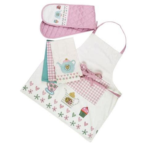Kitchen Towels Tesco Buy Tesco Time For Tea Kitchen Textiles Set From Our Tea