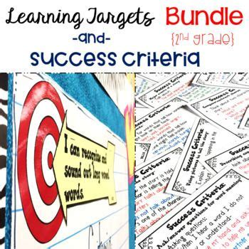 printable learning targets best 25 student learning objectives ideas on pinterest