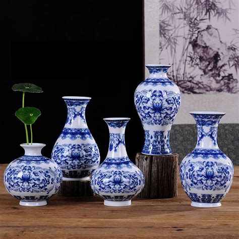 Porcelain Flower Vases by Buy Wholesale Blue And White Porcelain Vases From