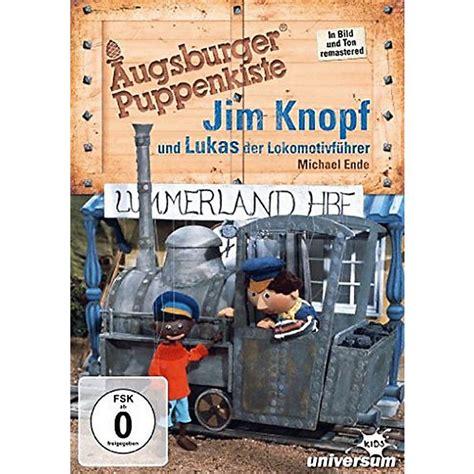 jim knopf und lukas der lokomotivführer dvd dvd augsburger puppenkiste jim knopf und lukas der