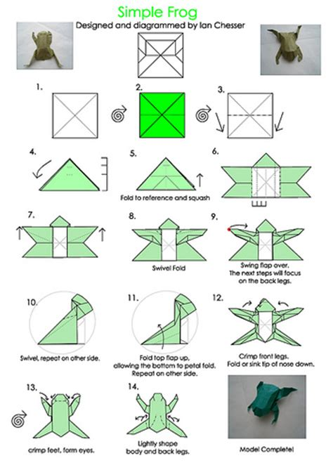 Easy Japanese Origami - origami japanese paper folding kcp international