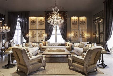 Yorkdale Floor Plan chandeliers in a living room can make a huge difference