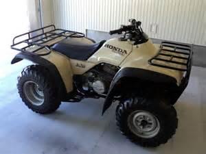 1995 honda 300 4x4 atv four wheeler for sale in