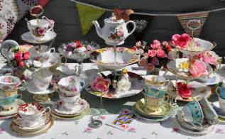 cake stand heaven mismatched teacups and cake stands for