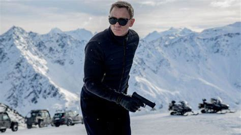 spectre film first footage from new james bond film spectre released