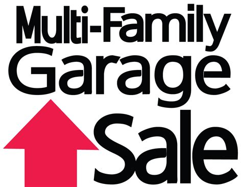 Garage Sales by Free Garage Sale Signs 171 Home Graphics 171 Freebeemom