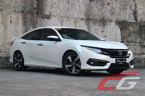All New Civic Turbo Car Of The Year 2017 Open Indent Now how much does it cost to run the 2017 honda civic rs turbo philippine car news car reviews