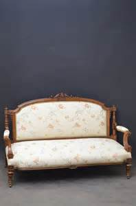 quality settees fine quality victorian sofa walnut settee antiques atlas