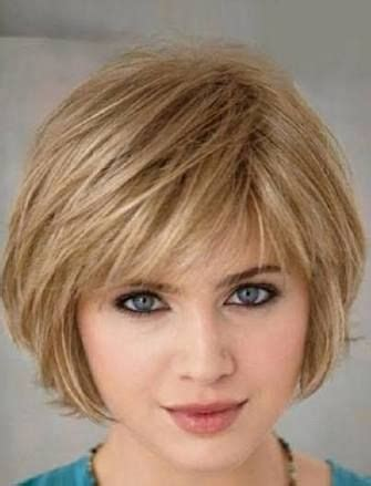 chin length fine thin round face 60 yr hairstyle 25 best ideas about fat face hairstyles on pinterest