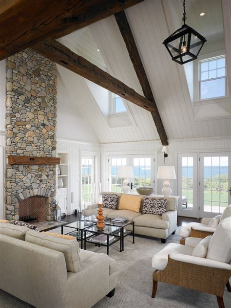 Vaulted Ceiling Decorating by Remarkable Vaulted Ceiling Decorating Ideas For Delightful